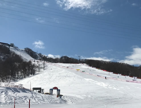 小樽天狗山スキー場